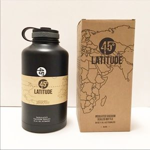 Other - 45 degree Latitude Stainless Steel Bottle 64oz
